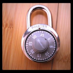 Other - Master Lock